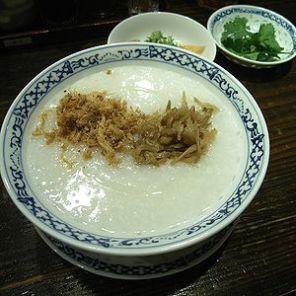 Source:https://upload.wikimedia.org/wikipedia/commons/thumb/5/58/Chinese_rice_congee.jpg/300px-Chinese_rice_congee.jpg